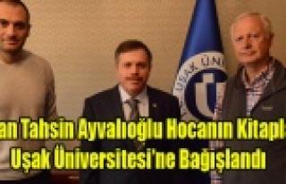 Hasan Tahsin Ayvalıoğlu Hocanın Kitapları Uşak...