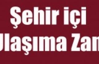 ŞEHİR İÇİ ULAŞIMA ZAM YOLDA
