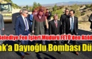 CAHAN'IN SAĞ KOLLARINDAN BİRİ FETÖ'DEN...