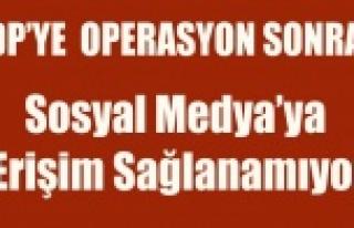 HDP'YE TERÖR OPERASYONU SONRASI SOSYAL MEDYAYA...