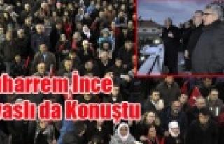 MUHARREM İNCE SİVASLI'DA HAYIR'I ANLATTI
