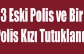 UŞAK'TA FETÖ OPERASYONU 4 KİŞİ TUTUKLANDI