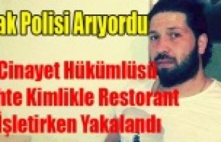 UŞAK'TA Kİ CİNAYETİN HÜKÜMLÜSÜ SAHTE...