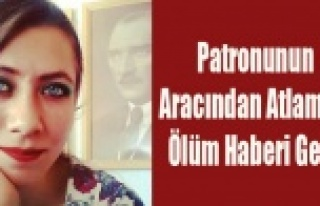 PATRONUN ARACINDAN ATLAYAN REHABİLİTASYON MERKEZİ...