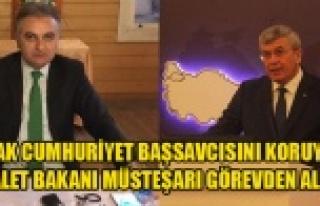ADALET BAKANI MÜSTEŞARI DEĞİŞTİ, UŞAK BAŞSAVCISININ...