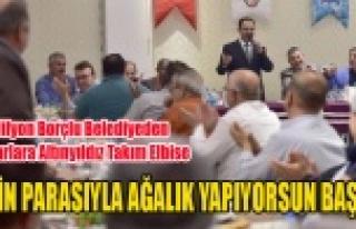 İSTİFASININ İSTENECEĞİ HABERLERİ ÜZERİNE HALK...