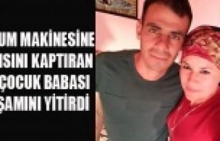 TOHUM MAKİNESİNE ATKISINI KAPTIRAN GENÇ YAŞAMINI...