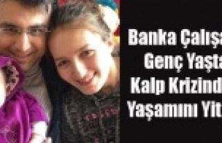 AKBANK'IN SEVİLEN PERSONELİ YASİN YILDIZ KALBİNE...