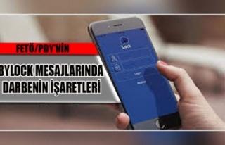 FETÖ/PDY'NİN BYLOCK MESAJLARINDA DARBENİN...