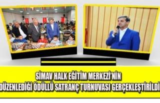 SİMAV HALK EĞİTİM MERKEZİ'NİN DÜZENLEDİĞİ...