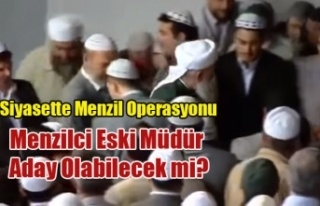 MENZİLCİ ESKİ İL MÜDÜRÜ AK PARTİDEN ADAY ADAYI...