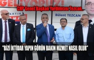 """""""BİZİ İKTİDAR YAPIN GÖRÜN BAKIN HİZMET..."""