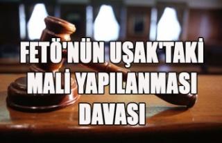 FETÖ'NÜN UŞAK'TAKİ MALİ YAPILANMASI...