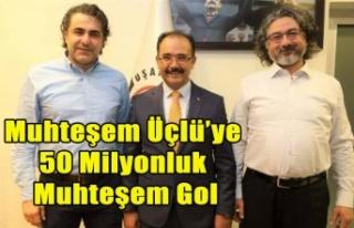 ALİ RIZA ÇÜMEN'İN TARLASINA ÖZEL PARSELASYONA...