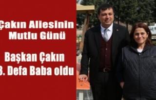 BAŞKAN MEHMET ÇAKIN VE TÜRKAN ÇAKIN'IN KEREM...