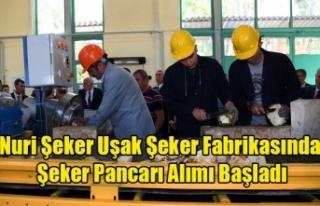 93 YILDIR DEVAM EDEN HEYECAN NURİ ŞEKER UŞAK ŞEKER...