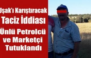 UŞAK'TA ÜNLÜ PETROLCÜ VE MARKETÇİ ORTAOKUL...