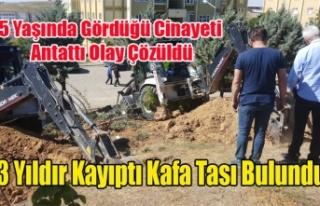 UŞAK'TA 13 YILDIR KAYIP OLAN MÜZİSYENİN KAFA...