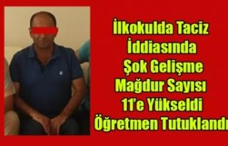 UŞAK'TA İLKOKUL DA Kİ TACİZ İDDİASINDA...