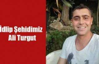 İDLİP'TE UŞAK'TAN BİR ŞEHİDİMİZ...