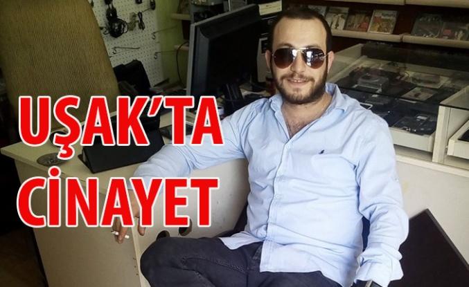 UŞAK'TA CİNAYET