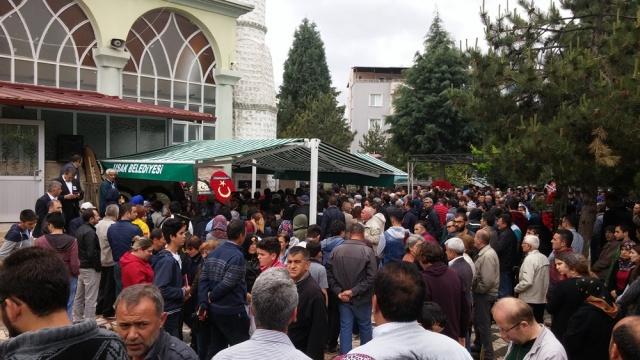 Şehit Pilot Üsteğmen Müjdat Kerem Şahan