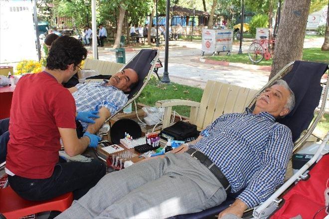 Adıyaman'da Günlük Ortalama 40 Ünite Kan Bağışlanıyor