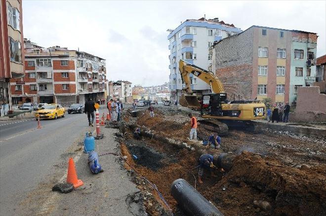 Trabzon'da Zorunlu Su Kesintisi
