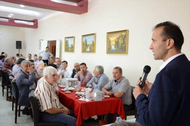 """Erürker; """"1 Kasım'da Şer Odaklarına Osmanlı Tokadını İndireceğiz"""""""