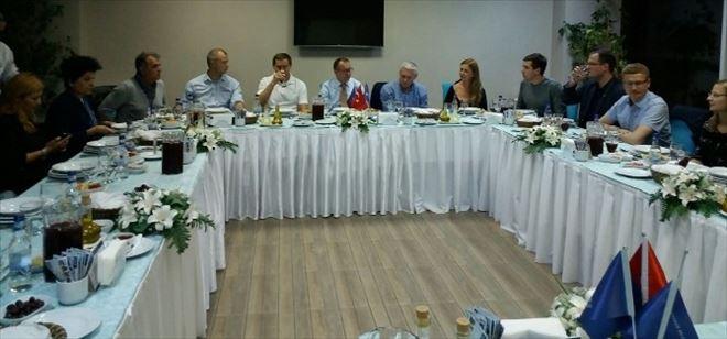 Bursa'da 'Avrupa' Buluşması
