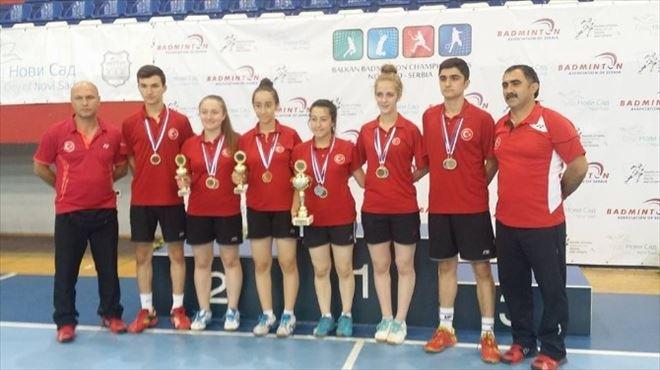 Erzincan Türk Telekom Badmintoncularında Hedef Slovenya