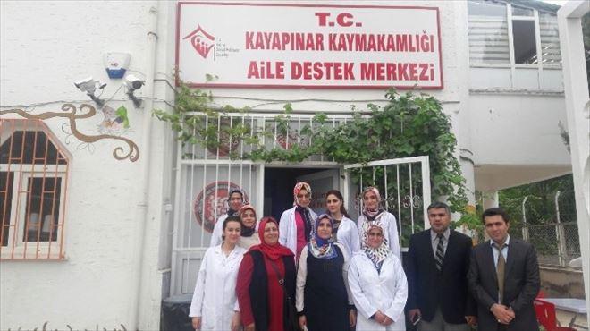 AK Partili Arslan Seçim Çalışmalarını Sürdürüyor