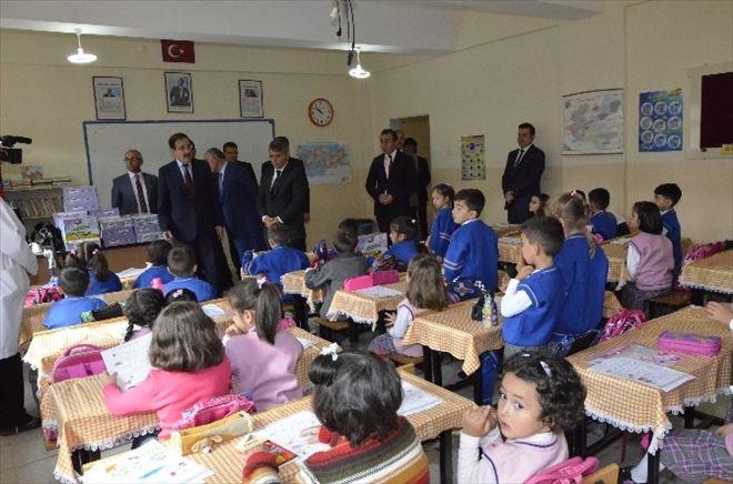 Palandöken Belediyesi'nden 8. Sınıf Öğrencilerine TEOG Desteği