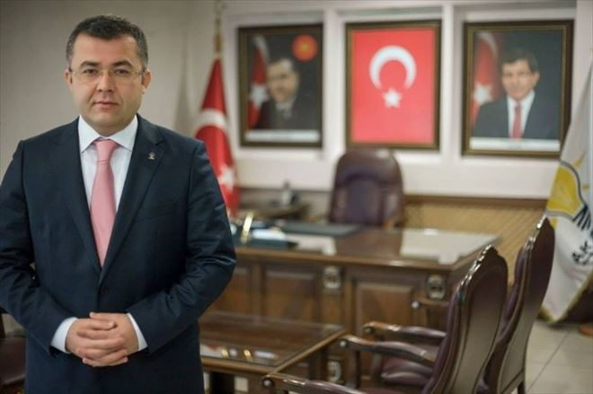 """İl Başkanı Keskin: """"Yeni Hicri Yılımız Mübarek Olsun"""""""