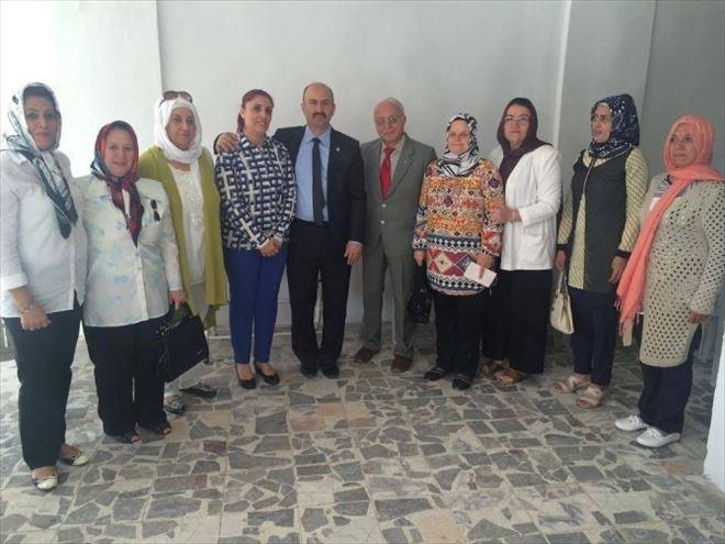MHP'li Kadınlar Seçim Çalışmalarına Başladı
