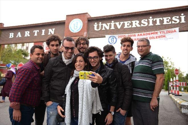 Uluslararası Öğrenciler BÜ'de
