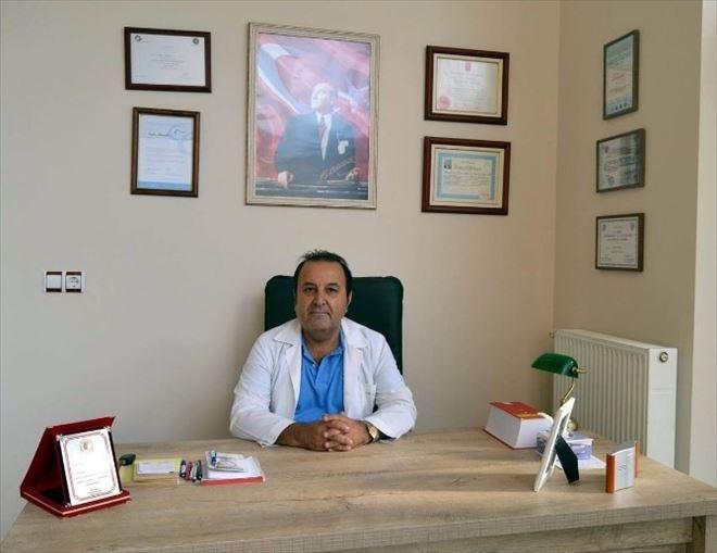 İç Hastalıkları Uzmanı Doktor Ergün Namoğlu, Özel Muayenehanesini Açtı