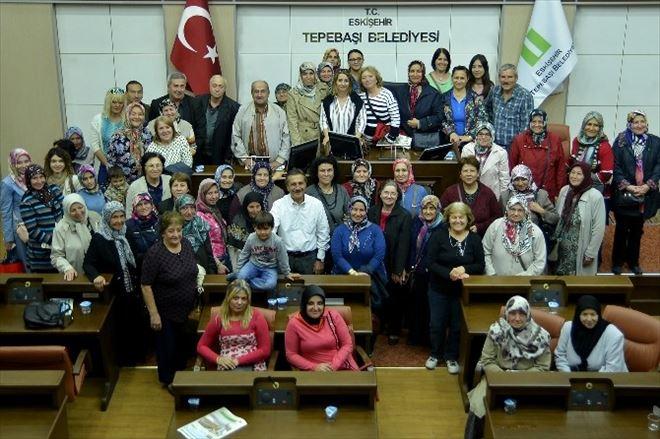 Tepebaşı Belediyesi Projelerini Hizmet Turları İle Anlatıyor
