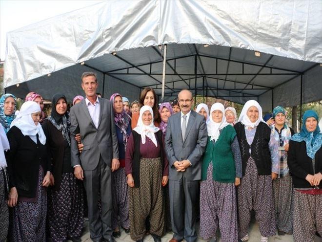Burdur Valisi Köylere Çıkarma Yaptı