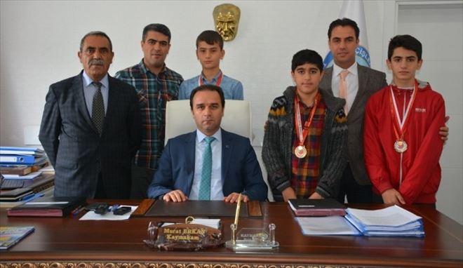 Tatvanlı 3 Sporcu Türkiye Şampiyonu Oldu