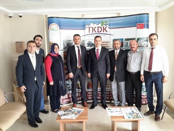 AK Parti Trabzon Milletvekili Adayları Günnar Ve Cora'nın Seçim Gezileri Sürüyor