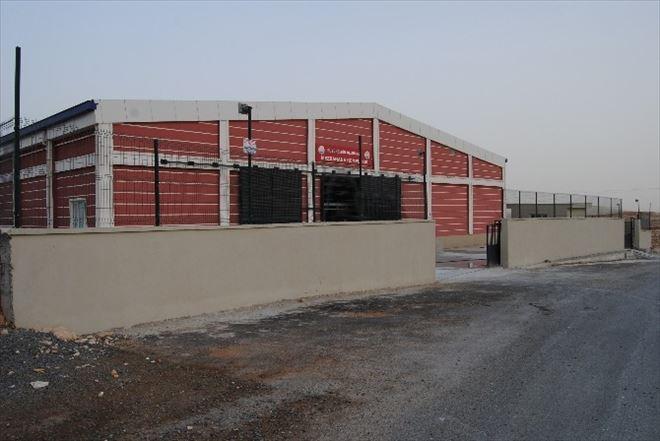 Şanlıurfa'ya Modern Mezbahane