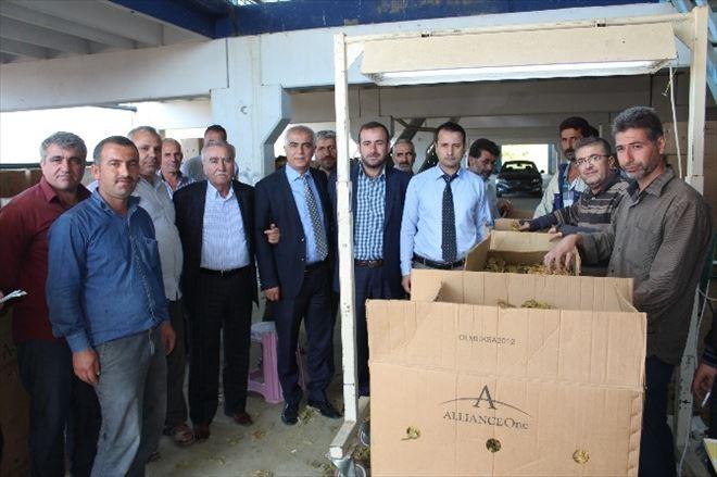 Samsat Belediye Başkanı Yusuf Fırat,