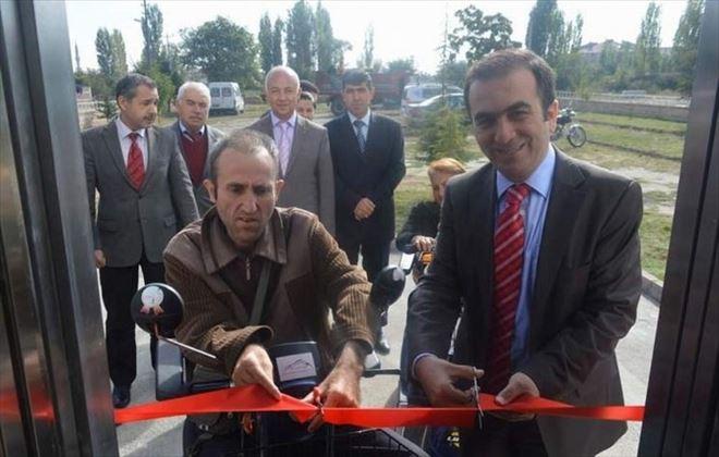 Sultandağı'nda Engelliler İlk Kez Kaymakamlık Makamına Çıktı