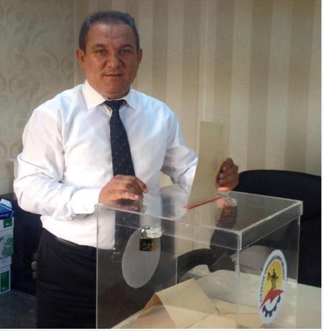 OSB'de Mustafa Avkapan Genel Mutabakatla Yeniden Başkan Seçildi