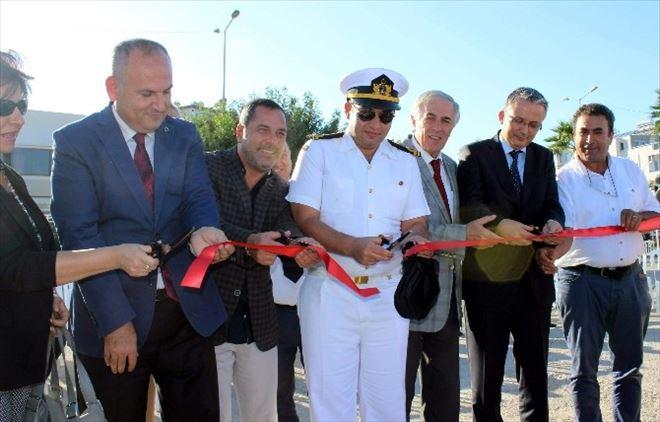 Didim'de Mavi Kart Atık Tesisi Törenle Açıldı