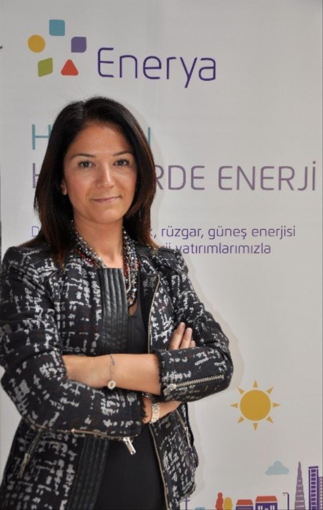 Enerya İnsan Kaynakları Direktörü Berna Tuncel: