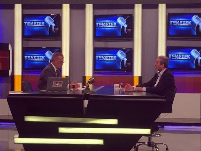 """Mehdi Eker: """"Muhalefet Şimdiden Koalisyona Karşı"""""""