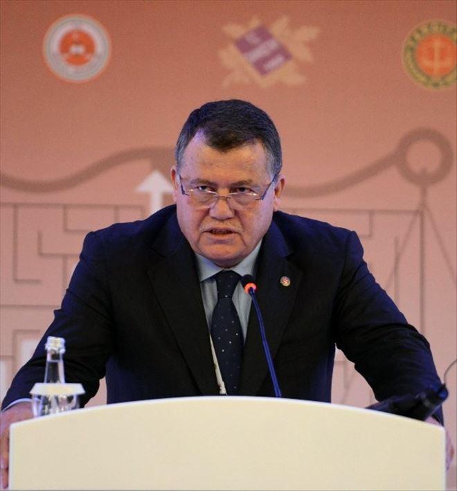 Yargıtay Birinci Başkanı İsmail Rüştü Cirit: