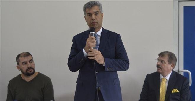 Çanakkale Valisi Erkal, Din Görevlileriyle Bir Araya Geldi
